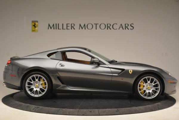 Used 2010 Ferrari 599 GTB Fiorano for sale Sold at Alfa Romeo of Greenwich in Greenwich CT 06830 9