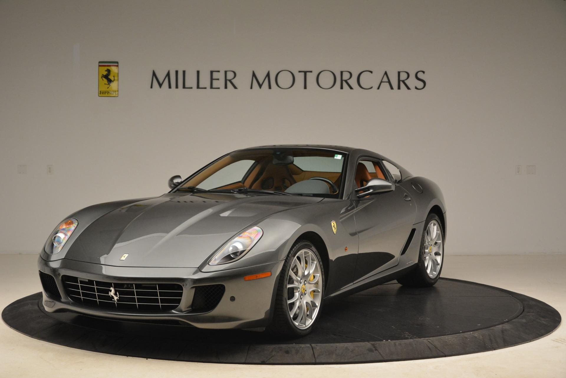 Used 2010 Ferrari 599 GTB Fiorano for sale Sold at Alfa Romeo of Greenwich in Greenwich CT 06830 1