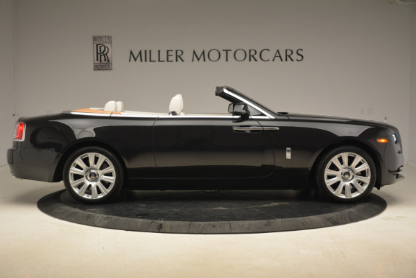 Used 2016 Rolls-Royce Dawn for sale Sold at Alfa Romeo of Greenwich in Greenwich CT 06830 9