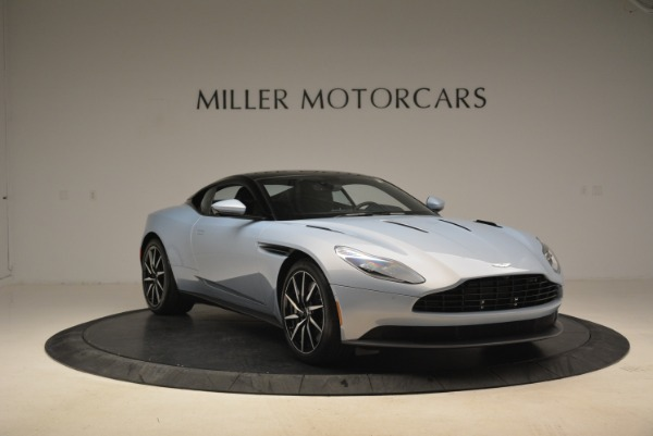 New 2018 Aston Martin DB11 V12 for sale Sold at Alfa Romeo of Greenwich in Greenwich CT 06830 11