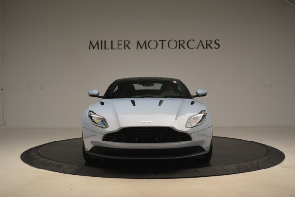 New 2018 Aston Martin DB11 V12 for sale Sold at Alfa Romeo of Greenwich in Greenwich CT 06830 12