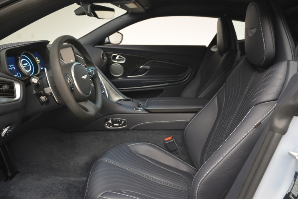 New 2018 Aston Martin DB11 V12 for sale Sold at Alfa Romeo of Greenwich in Greenwich CT 06830 13