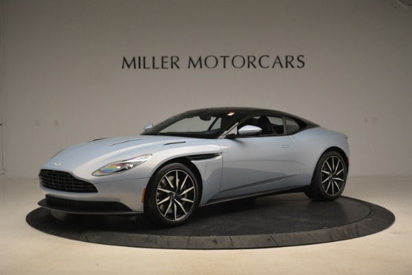 New 2018 Aston Martin DB11 V12 for sale Sold at Alfa Romeo of Greenwich in Greenwich CT 06830 2