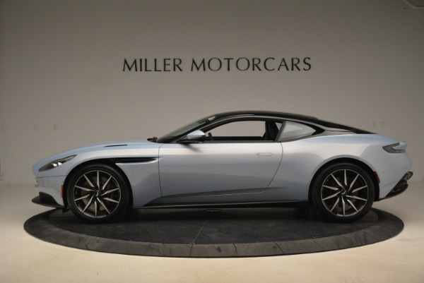 New 2018 Aston Martin DB11 V12 for sale Sold at Alfa Romeo of Greenwich in Greenwich CT 06830 3