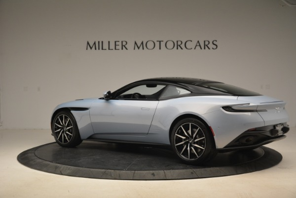 New 2018 Aston Martin DB11 V12 for sale Sold at Alfa Romeo of Greenwich in Greenwich CT 06830 4