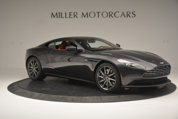 Used 2018 Aston Martin DB11 V12 for sale $164,990 at Alfa Romeo of Greenwich in Greenwich CT 06830 10