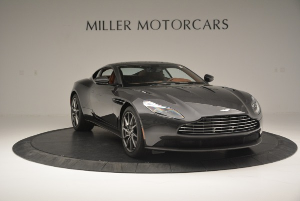 Used 2018 Aston Martin DB11 V12 for sale $164,990 at Alfa Romeo of Greenwich in Greenwich CT 06830 11