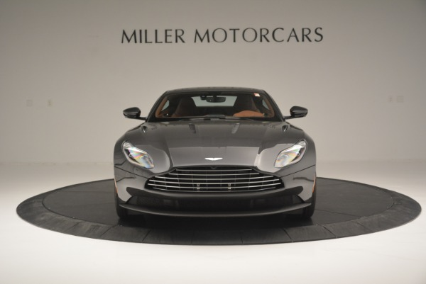 Used 2018 Aston Martin DB11 V12 for sale $164,990 at Alfa Romeo of Greenwich in Greenwich CT 06830 12