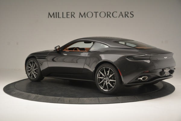 New 2018 Aston Martin DB11 V12 Coupe for sale Sold at Alfa Romeo of Greenwich in Greenwich CT 06830 4