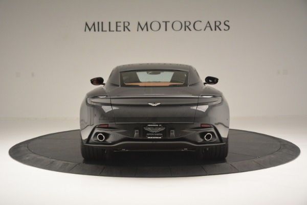 New 2018 Aston Martin DB11 V12 Coupe for sale Sold at Alfa Romeo of Greenwich in Greenwich CT 06830 6