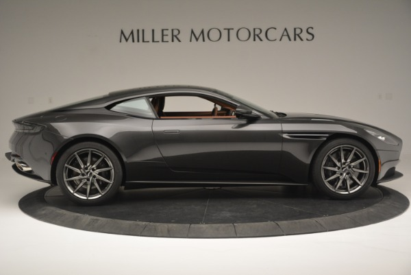 New 2018 Aston Martin DB11 V12 Coupe for sale Sold at Alfa Romeo of Greenwich in Greenwich CT 06830 9