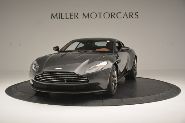 Used 2018 Aston Martin DB11 V12 for sale $164,990 at Alfa Romeo of Greenwich in Greenwich CT 06830 1