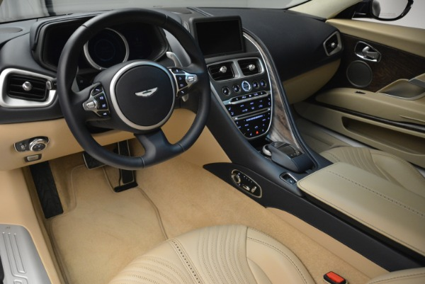 New 2018 Aston Martin DB11 V12 Coupe for sale Sold at Alfa Romeo of Greenwich in Greenwich CT 06830 14