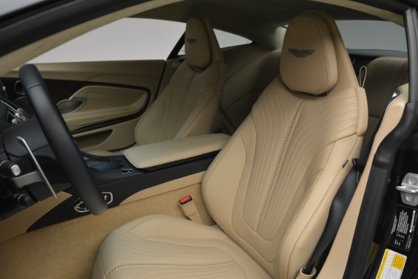 New 2018 Aston Martin DB11 V12 Coupe for sale Sold at Alfa Romeo of Greenwich in Greenwich CT 06830 15