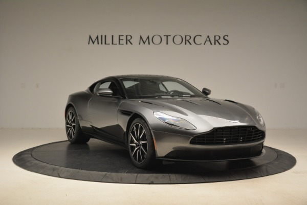 New 2018 Aston Martin DB11 V12 Coupe for sale Sold at Alfa Romeo of Greenwich in Greenwich CT 06830 11