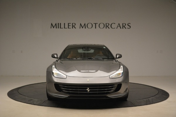 Used 2017 Ferrari GTC4Lusso for sale Sold at Alfa Romeo of Greenwich in Greenwich CT 06830 12