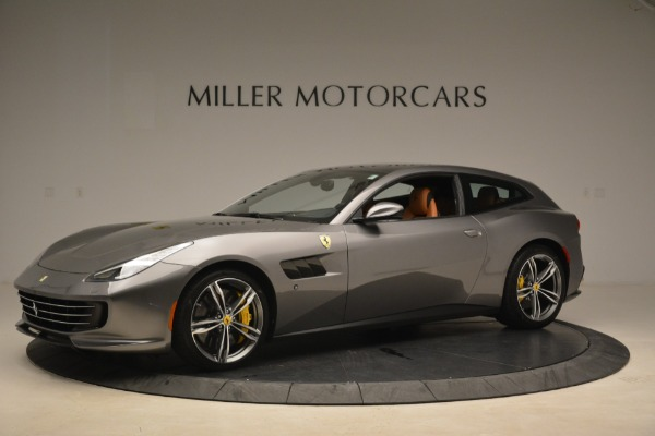 Used 2017 Ferrari GTC4Lusso for sale Sold at Alfa Romeo of Greenwich in Greenwich CT 06830 2
