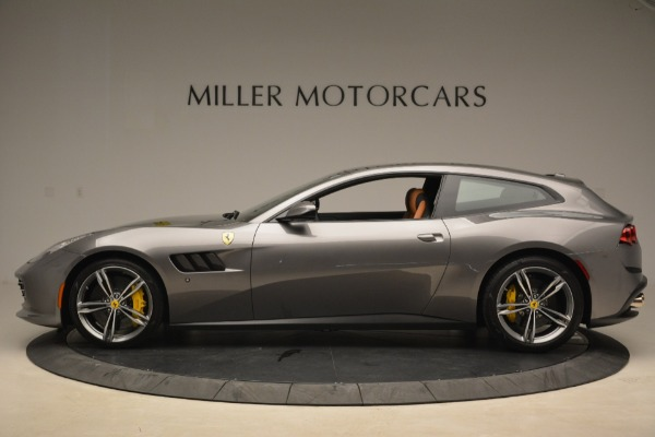 Used 2017 Ferrari GTC4Lusso for sale Sold at Alfa Romeo of Greenwich in Greenwich CT 06830 3