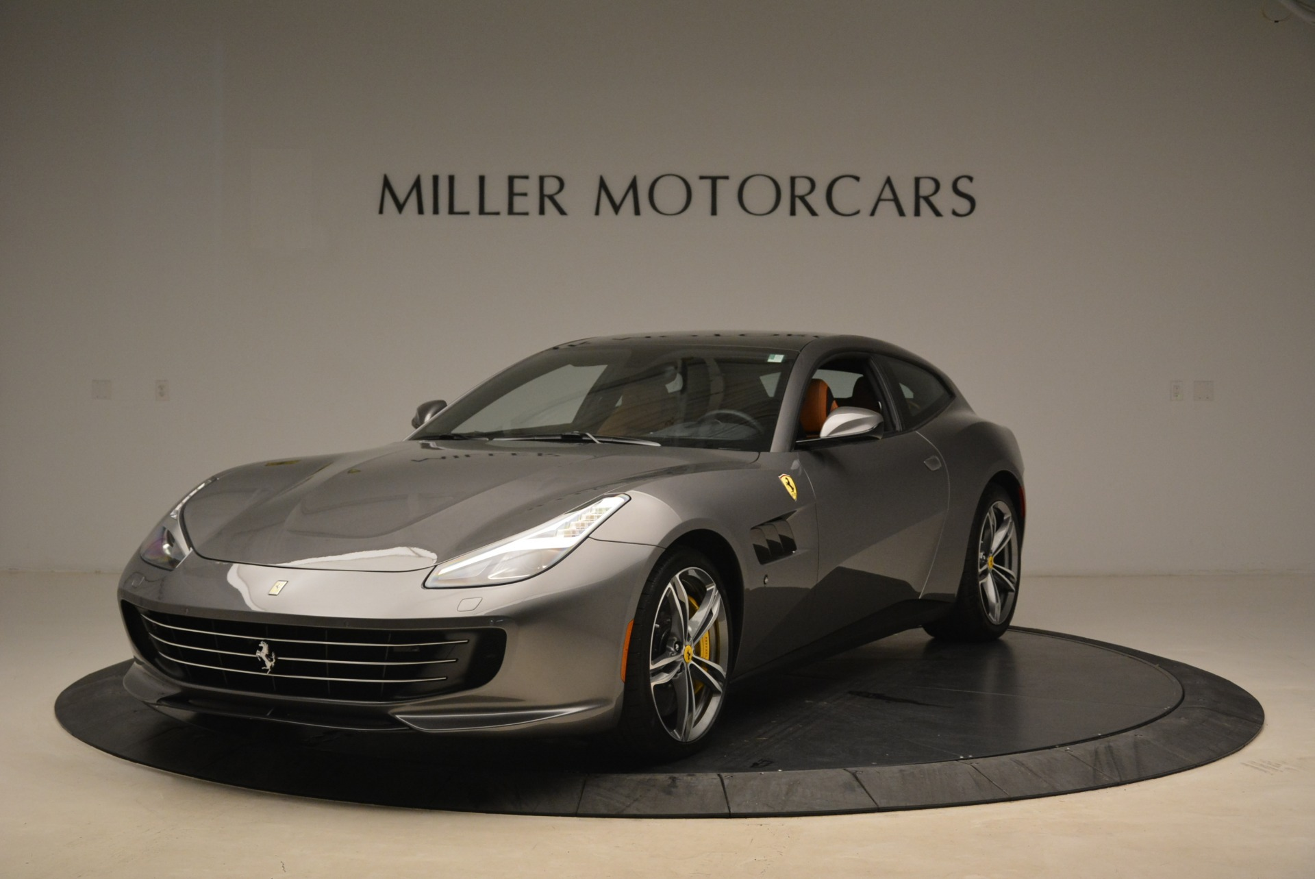 Used 2017 Ferrari GTC4Lusso for sale Sold at Alfa Romeo of Greenwich in Greenwich CT 06830 1