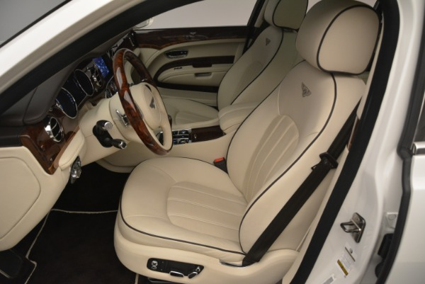 Used 2013 Bentley Mulsanne for sale Sold at Alfa Romeo of Greenwich in Greenwich CT 06830 17