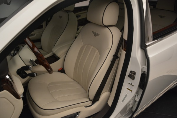 Used 2013 Bentley Mulsanne for sale Sold at Alfa Romeo of Greenwich in Greenwich CT 06830 18
