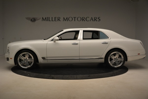 Used 2013 Bentley Mulsanne for sale Sold at Alfa Romeo of Greenwich in Greenwich CT 06830 2