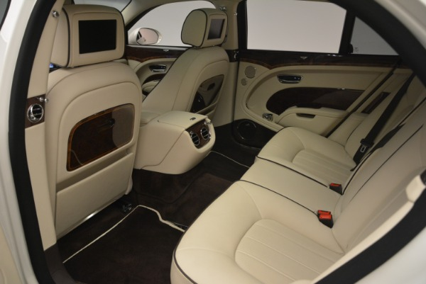 Used 2013 Bentley Mulsanne for sale Sold at Alfa Romeo of Greenwich in Greenwich CT 06830 20