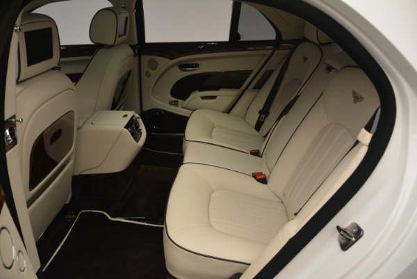 Used 2013 Bentley Mulsanne for sale Sold at Alfa Romeo of Greenwich in Greenwich CT 06830 21