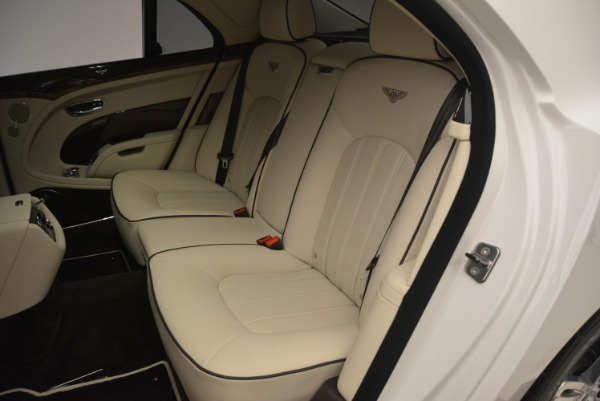 Used 2013 Bentley Mulsanne for sale Sold at Alfa Romeo of Greenwich in Greenwich CT 06830 22
