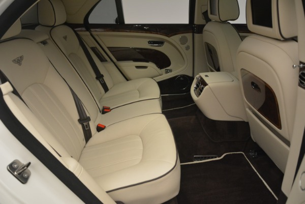 Used 2013 Bentley Mulsanne for sale Sold at Alfa Romeo of Greenwich in Greenwich CT 06830 24