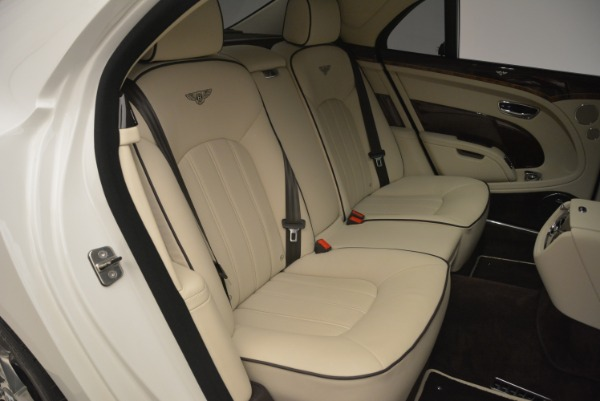 Used 2013 Bentley Mulsanne for sale Sold at Alfa Romeo of Greenwich in Greenwich CT 06830 25