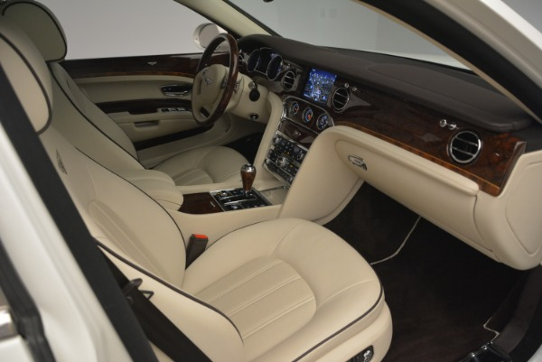 Used 2013 Bentley Mulsanne for sale Sold at Alfa Romeo of Greenwich in Greenwich CT 06830 26