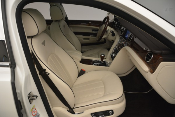 Used 2013 Bentley Mulsanne for sale Sold at Alfa Romeo of Greenwich in Greenwich CT 06830 27