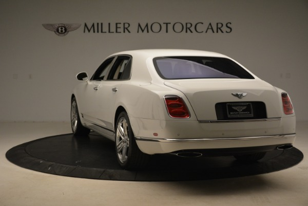 Used 2013 Bentley Mulsanne for sale Sold at Alfa Romeo of Greenwich in Greenwich CT 06830 3