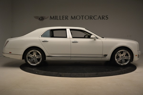 Used 2013 Bentley Mulsanne for sale Sold at Alfa Romeo of Greenwich in Greenwich CT 06830 6