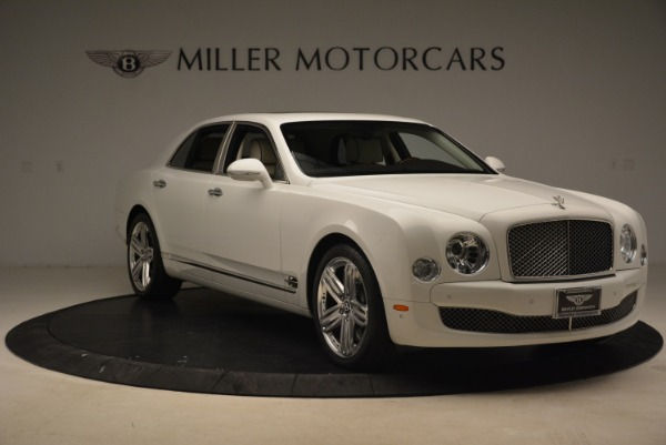 Used 2013 Bentley Mulsanne for sale Sold at Alfa Romeo of Greenwich in Greenwich CT 06830 7