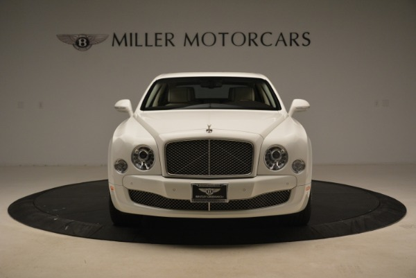 Used 2013 Bentley Mulsanne for sale Sold at Alfa Romeo of Greenwich in Greenwich CT 06830 8
