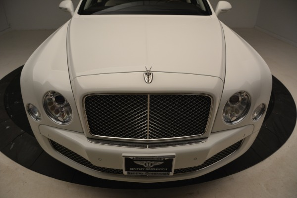 Used 2013 Bentley Mulsanne for sale Sold at Alfa Romeo of Greenwich in Greenwich CT 06830 9
