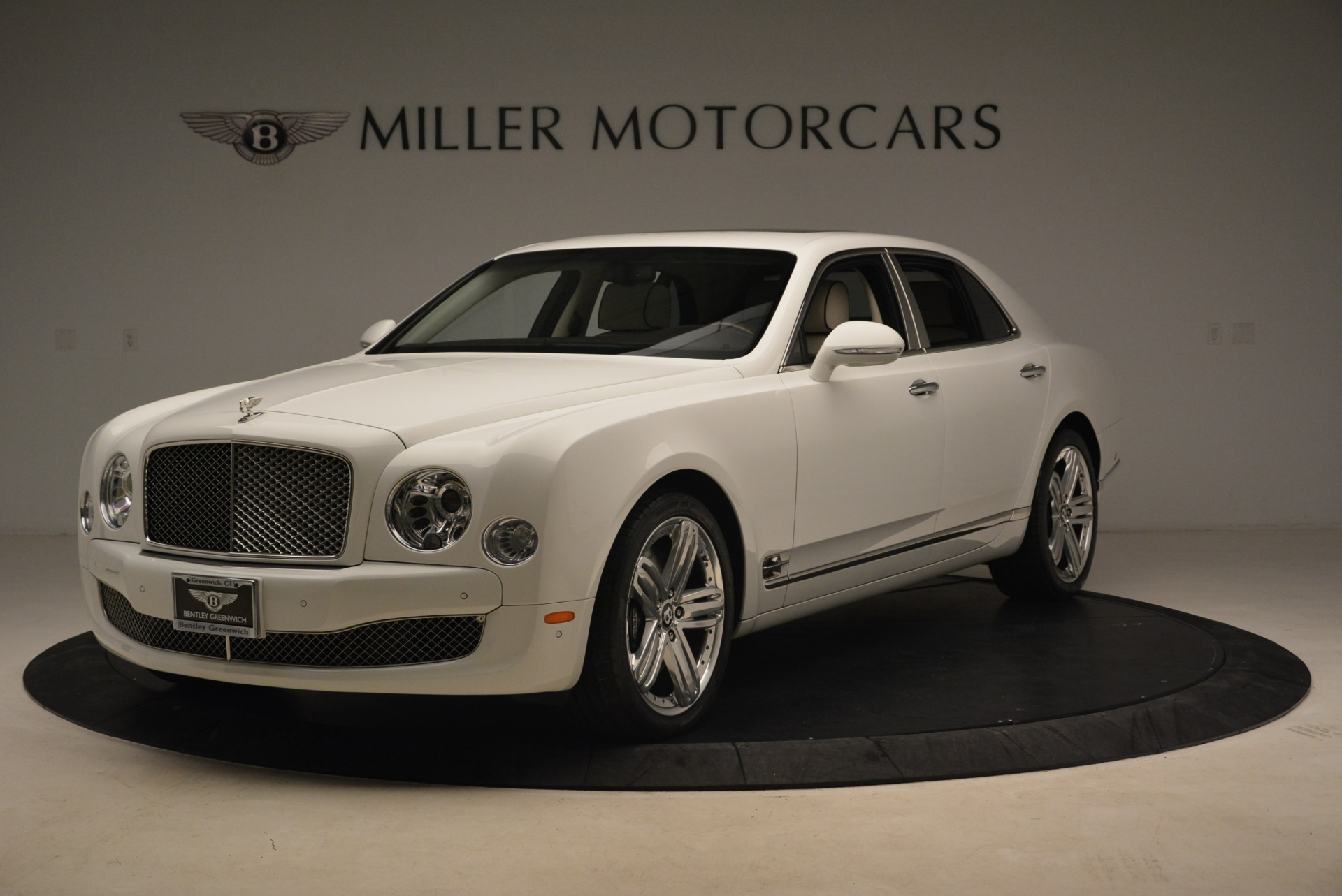 Used 2013 Bentley Mulsanne for sale Sold at Alfa Romeo of Greenwich in Greenwich CT 06830 1