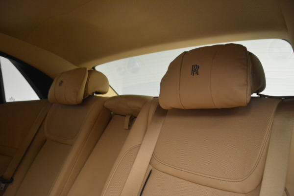 Used 2018 Rolls-Royce Ghost for sale Sold at Alfa Romeo of Greenwich in Greenwich CT 06830 21
