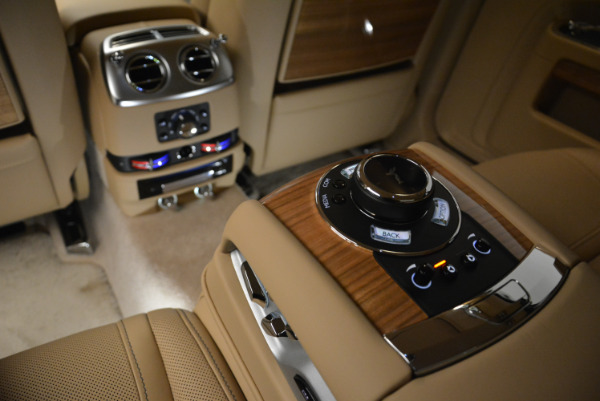 Used 2018 Rolls-Royce Ghost for sale Sold at Alfa Romeo of Greenwich in Greenwich CT 06830 24