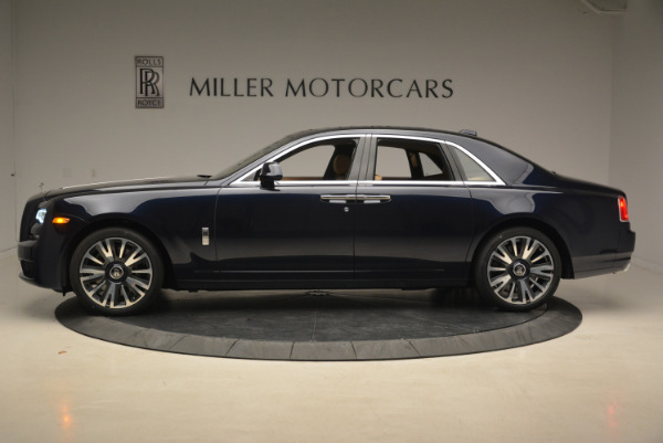 Used 2018 Rolls-Royce Ghost for sale Sold at Alfa Romeo of Greenwich in Greenwich CT 06830 3