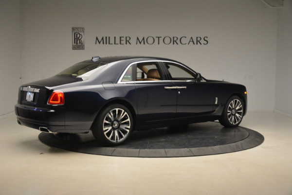 Used 2018 Rolls-Royce Ghost for sale Sold at Alfa Romeo of Greenwich in Greenwich CT 06830 9
