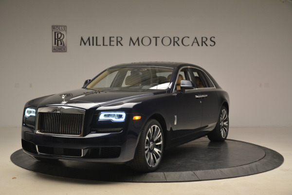 Used 2018 Rolls-Royce Ghost for sale Sold at Alfa Romeo of Greenwich in Greenwich CT 06830 1