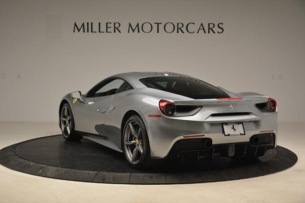 Used 2017 Ferrari 488 GTB for sale Sold at Alfa Romeo of Greenwich in Greenwich CT 06830 5