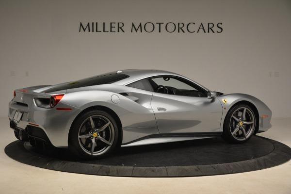Used 2017 Ferrari 488 GTB for sale Sold at Alfa Romeo of Greenwich in Greenwich CT 06830 8