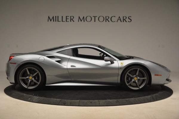Used 2017 Ferrari 488 GTB for sale Sold at Alfa Romeo of Greenwich in Greenwich CT 06830 9