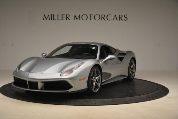 Used 2017 Ferrari 488 GTB for sale Sold at Alfa Romeo of Greenwich in Greenwich CT 06830 1