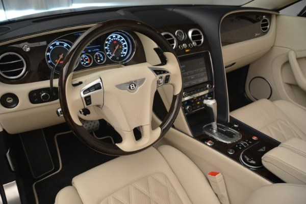 Used 2015 Bentley Continental GT Speed for sale Sold at Alfa Romeo of Greenwich in Greenwich CT 06830 28