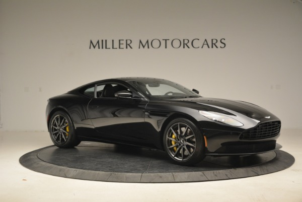 Used 2018 Aston Martin DB11 V8 Coupe for sale $149,990 at Alfa Romeo of Greenwich in Greenwich CT 06830 10